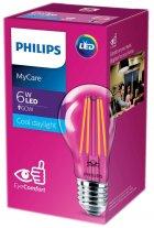 Світлодіодна лампа Philips Filament LED Classic 6-60W A60 E27 865 CL NDAPR (929001974608) - зображення 2
