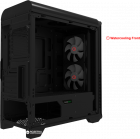 Корпус GameMax H602-BK - зображення 9