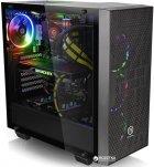 Корпус Thermaltake Core G21 Tempered Glass Edition Black (CA-1I4-00M1WN-00) - зображення 12