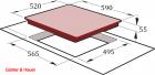 Варильна поверхня електрична GUNTER&HAUER CER 640 - зображення 6