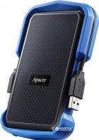 "Жорсткий диск Apacer AC631 2TB 5400rpm AP2TBAC631U-1 2.5"" USB 3.1 External Blue - зображення 2"