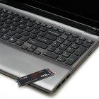 PNY XLR8 CS3030 1TB M.2 2280 NVMe PCIe 3.0 x4 3D NAND TLC (M280CS3030-1TB-RB) - изображение 3