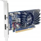 Asus PCI-Ex GeForce GT 1030 Low Profile 2GB GDDR5 (64Bit) (1228/6008) (DisplayPort, HDMI) (GT1030-2G-BRK) - зображення 3