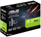 Asus PCI-Ex GeForce GT 1030 Low Profile 2GB GDDR5 (64Bit) (1228/6008) (DisplayPort, HDMI) (GT1030-2G-BRK) - зображення 6