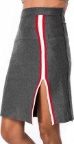 Юбка Magnet 3936 S Серая (issa2000000219042) - изображение 2