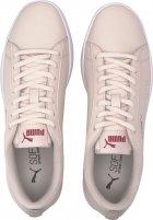 Кеды Puma Smash Wns V2 L Perf 36521613 37 (4) 23 см Rosewater-Bright Rose-White (4062451570378) - изображение 6