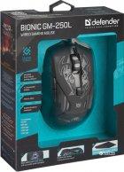 Мышь Defender Bionic GM-250L USB Black (52250) - изображение 14