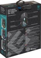 Миша Defender Sky Dragon з ігровою поверхнею GM-090L USB Black (52090) - зображення 17