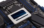 "Crucial MX500 500GB 2.5"" SATAIII 3D TLC (CT500MX500SSD1) - изображение 3"