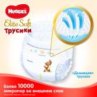 Трусики-подгузники Huggies Elite Soft Pants 5 (XL) 38 шт (5029053547015) - изображение 4