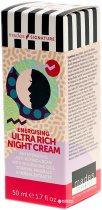Ночной крем Mades Cosmetics Mades Signature с комплексом питания и увлажнения 50 мл (8714462090036) - изображение 3