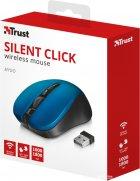 Мышь Trust Mydo Silent Wireless Blue (TR21870) - изображение 6