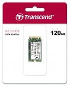 Transcend MTS420S 120GB M.2 2242 SATAIII 3D TLC (TS120GMTS420S) - изображение 2