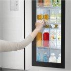 Side-by-side холодильник LG GC-Q247CADC - изображение 12
