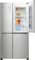 Side-by-side холодильник LG GC-Q247CADC - изображение 6