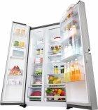 Side-by-side холодильник LG GC-Q247CADC - изображение 10