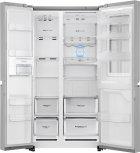 Side-by-side холодильник LG GC-Q247CADC - изображение 8