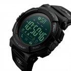 Чоловічий годинник Skmei 1303 Black BOX (1303BOXBK) - зображення 2