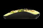 Миша Trust Sketch Silent Click Wireless Mouse - yellow (23337) - зображення 2