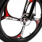 Электровелосипед Zhengbu M8 Black from red - изображение 6