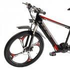 Электровелосипед Zhengbu M8 Black from red - изображение 7