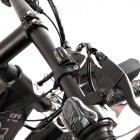 Электровелосипед Zhengbu M8 Black from red - изображение 9
