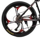 Электровелосипед Zhengbu M8 Black from red - изображение 12