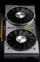 NVIDIA PCI-Ex GeForce RTX 2060 Super Founders Edition 8GB GDDR6 (256bit) (1470/14000) (DVI, HDMI, 2 x DisplayPort) (900-1G160-2560-000) - зображення 4