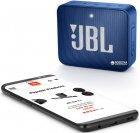Акустическая система JBL Go 2 Blue (JBLGo2BLU) - изображение 6