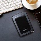 Жорсткий диск ADATA DashDrive HV300 1TB AHV300-1TU31-CBK 2.5 USB 3.1 External Slim Black - зображення 5