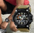 Чоловічі годинники Skmei Disel 1283 - зображення 5