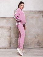 Спортивный костюм ISSA PLUS SA-134 L Розовый (2001012268752) - изображение 2