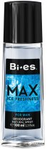 Парфумований дезодорант у склі для чоловіків Bi-es Макс 100 мл (5905009044282) - зображення 1