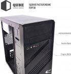 Корпус QUBE QB05M 400W Black (QB05M_MN4U3) - изображение 2