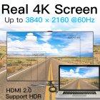 Кабель Vention HDMI-HDMI, 1 m, v2.0 (VAA-M02-B100) - зображення 4