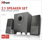 Акустическая система Trust Teros 2.1 Speaker Set Black (22363) - изображение 5
