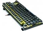 Клавиатура Real-El M28 RGB TKL Blue Switch USB (EL123100027) - изображение 8