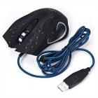 Мышь ESTONE X9 USB Black - изображение 5