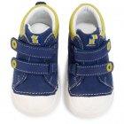 Кеды кожаные Lasocki CI12-2916-01 19 Синие (5903419104053) - изображение 5