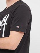 Футболка Tommy Hilfiger 10200.1 S (44) Черная - изображение 6