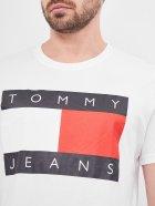 Футболка Tommy Hilfiger 10202.2 XL (50) Біла - зображення 4