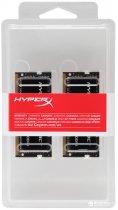 Оперативна пам'ять HyperX SODIMM DDR4-2666 32768MB PC4-21300 (Kit of 2x16384) Impact (HX426S15IB2K2/32) - зображення 2