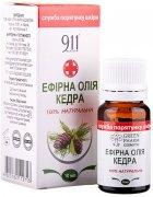 Эфирное масло Green Pharm Cosmetic кедра 10 мл (4820182112713) - изображение 1