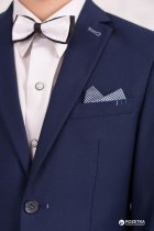 Пиджак Новая форма 121.2 Rick 142 см 32 р Синий (2000067009556) - изображение 7
