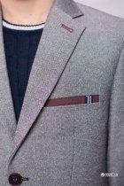 Пиджак Новая форма W 040 Colin 142 см 32 р Серый (2000066977146) - изображение 5