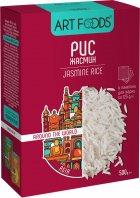 Рис ArtFoods Жасмин шліфований довгозернистий 4 х 125 г (4820191590816) - зображення 1