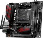 Материнська плата MSI B450I Gaming Plus AC (sAM4, AMD B450, PCI-Ex16) - зображення 2
