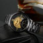 Мужские часы T-Winner Skeleton Automatic horloge (WRG8183M4B1) - изображение 2