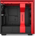 Корпус NZXT H710 Matte Black-Red (CA-H710B-BR) без БП - изображение 3