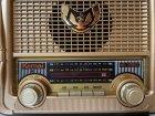 Аккумуляторный радиоприёмник колонка Kemai Retro (MD-1905BT) с Bluetooth и USB Gold - изображение 7